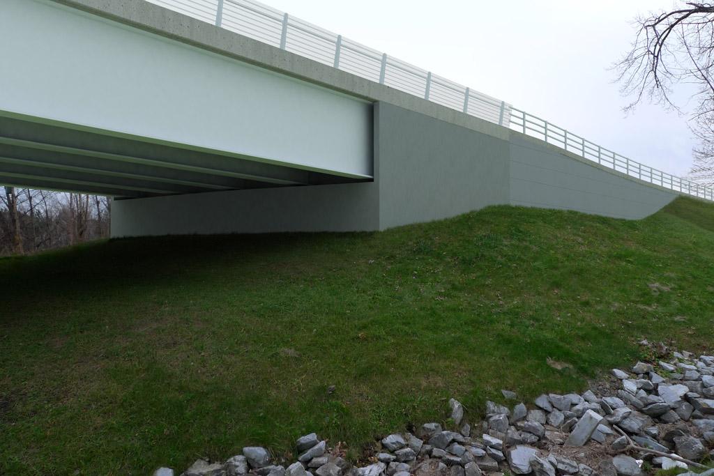 Bridge Abutment Bridge ny Abutment