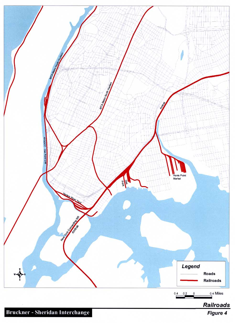NYSDOT - Bronx - Bruckner Expressway - I278 - Sheridan